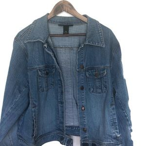 Venezia women's denim jean jacket 18/20